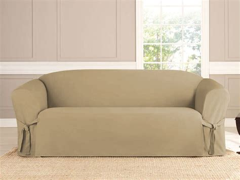 Slipcovers For Sofa by Microsuede Slipcover Sofa Loveseat Chair Furniture Cover
