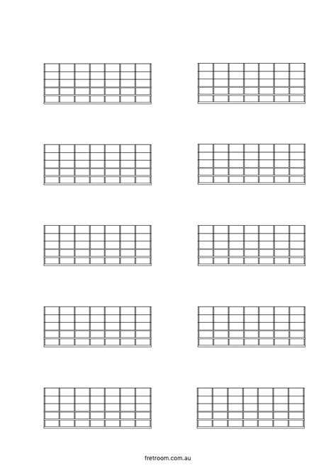 Guitar Neck Diagram Blank Image Collections How To Guide And Refrence Fretboard Template Generator