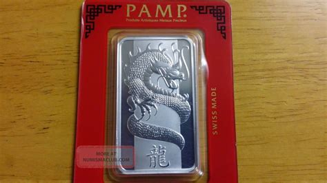 1 oz silver bar p suisse year of the monkey 2012 p suisse silver bar 1 oz year of 999 bu