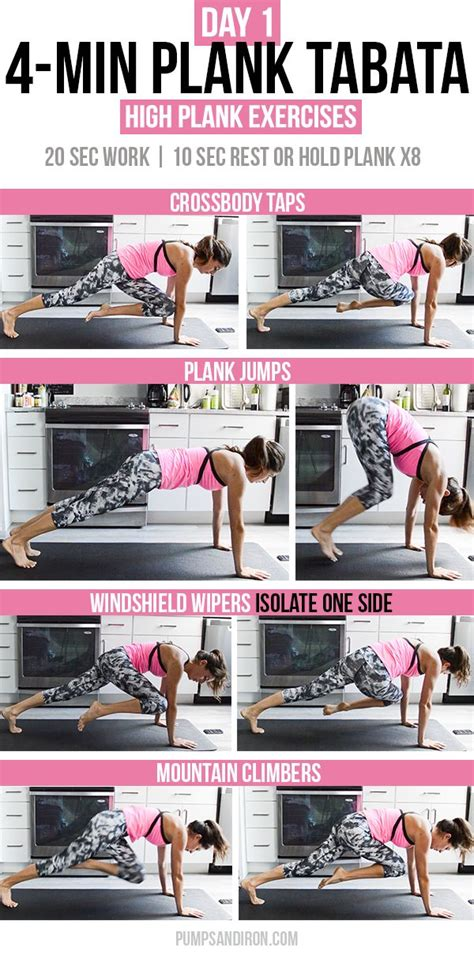 plank challenge exercise 25 best ideas about planks exercise on planks