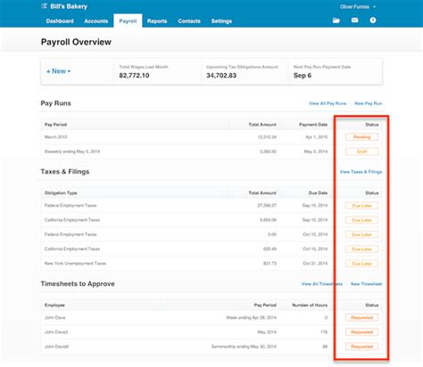 design by humans order status spotlight payroll software user interfaces