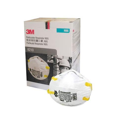 Masker Untuk Painting 3m n95 particulate respirator 8210 masker debu 3m 20