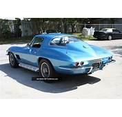 1967 Corvette Coupe Numbers Matching 427 / 390 Vintage Air