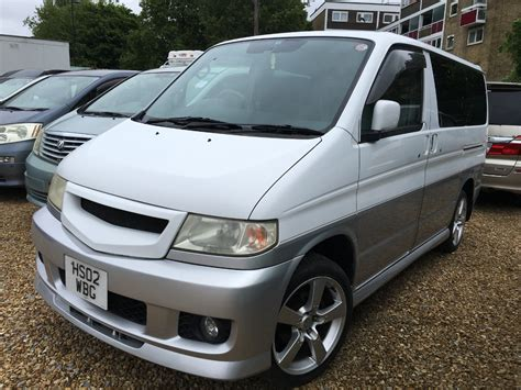 mazda bongo mazda bongo cer showroom in southton