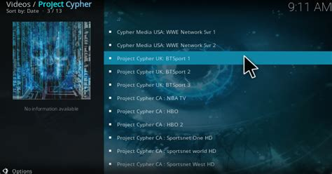dramanice addon how to watch bt sports on kodi krypton with project cypher