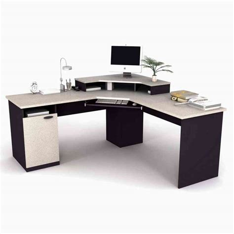 Home Office Corner Workstation Desk Modern Corner Desk For Home Office Decor Ideasdecor Ideas