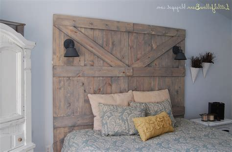 Barn Door Headboard Barn Door Headboard Image Of Barn Door Headboard King Barndoor Headboard Unfinished Country