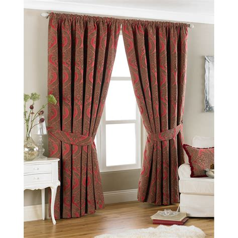 pre made curtains new luxury damask curtains ready made pencil pleat