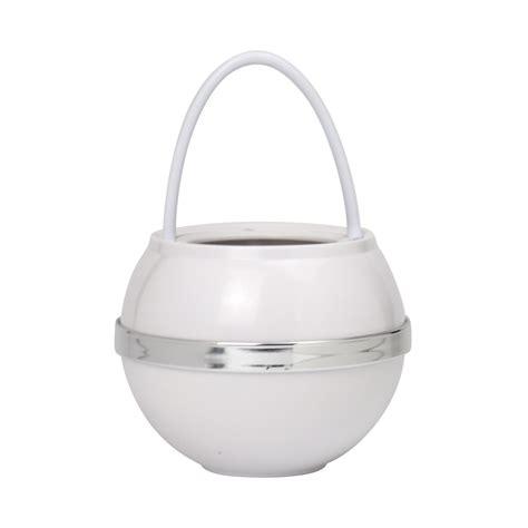 bathroom water filter bath ball filter white