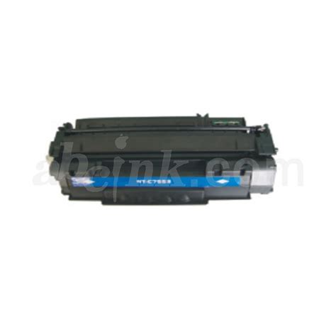 Toner Q7553a hp compatible black toner cartridge for hp laserjet p2015