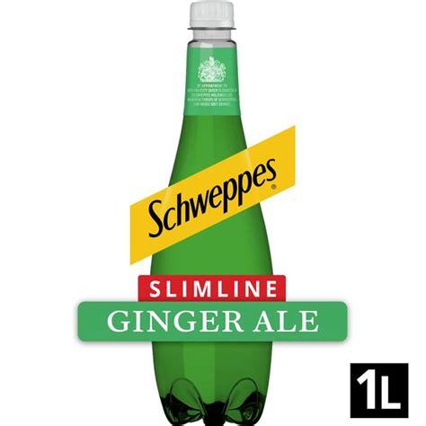 Slim Line 1l by Schweppes Canada Slim Line Ale 1l From Ocado