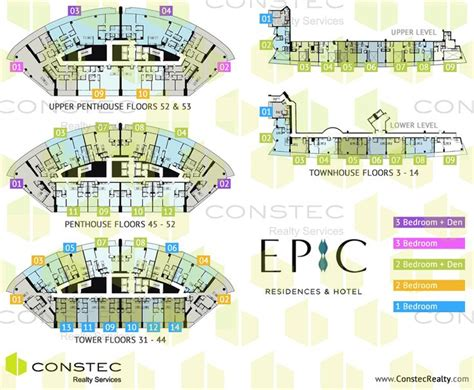 epic floor plan pin by constec realty services on miami building site plans pintere
