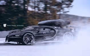 Bugatti Forum A Bugatti Chiron For Skiing