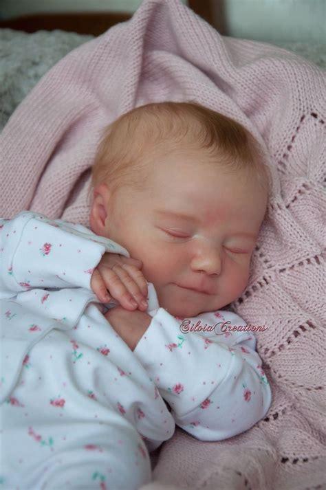 silviacreations realbornr june asleep bountiful baby
