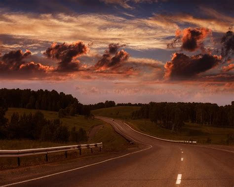 Country Road-Paysages Nature Wallpaper Aperçu ... A 10 Warthog Pictures 1280 X 1024