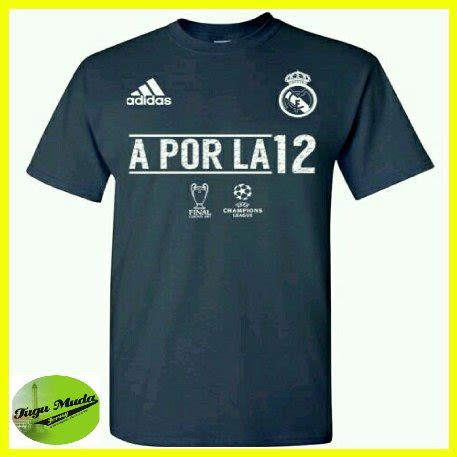 Baju Barcelona 06 T Shirt Kaos Bola Distro Ordinal jual beli kaos distro real madrid a por la 12 duo decima