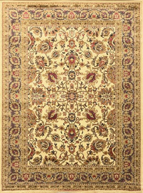 Area Carpet Rugs Rugs Area Rugs Carpet Area Rug Traditional Rug Ivory White Rugs Ebay