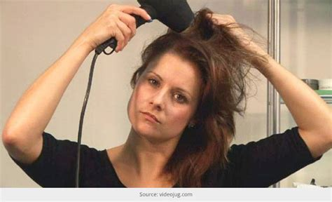Hair Dryer How To Use tips on how to use hair dryer the right way