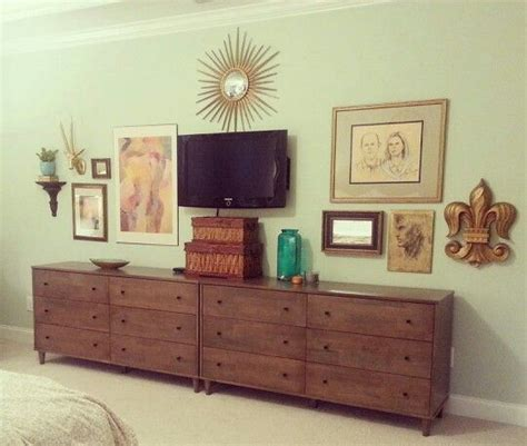 dresser for room interesting two identical dressers side by side if only we had that much space rooms