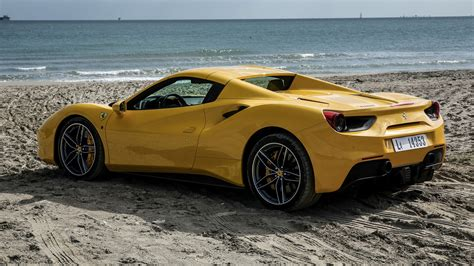 spyder car 488 spider 2016 review car magazine