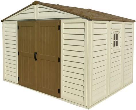 Pvc Storage Shed by Vinyl Sheds Pvc Coated Steel Storage Shed Kits