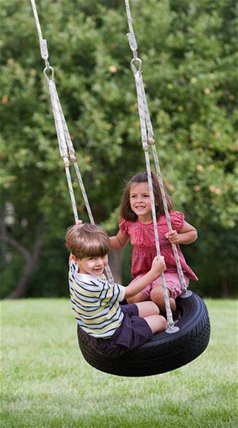 how to make a tire swing with rope how to build a tire swing with rope woodworking projects