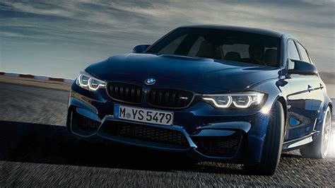 M 3 4 Thn 2 2018 Bmw M3 Revealed With Discreet Facelift