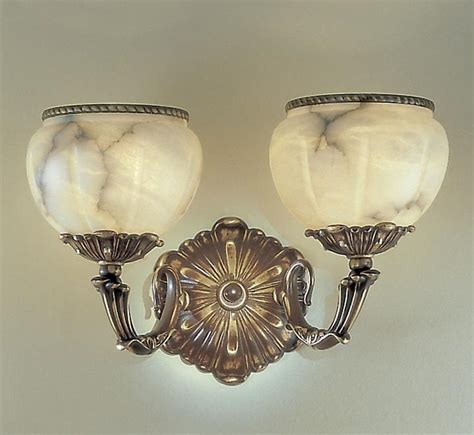 Large Wall Sconces Alexandria I Collection 17 W Large Alabaster Wall Sconce Grand Light