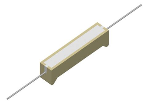 ceramic resistor construction ceramic wirewound resistors