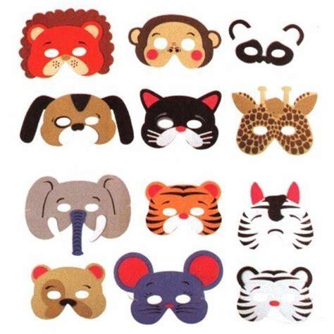 printable wild animal masks best photos of zoo animal masks zoo animal masks for