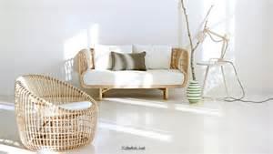 Cozy Armchair Wood Rattan Indoor Furniture By Cane Line Xcitefun Net
