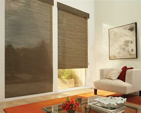 window coverings chicago grass roller shades chicago skyline window coverings