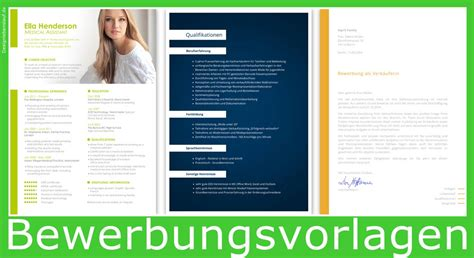 Bewerbung Schwã Chen Cv Exles And Cover Letter In Word Openoffice