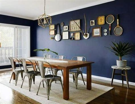 dark blue dining room inspirational blue dining room ideas
