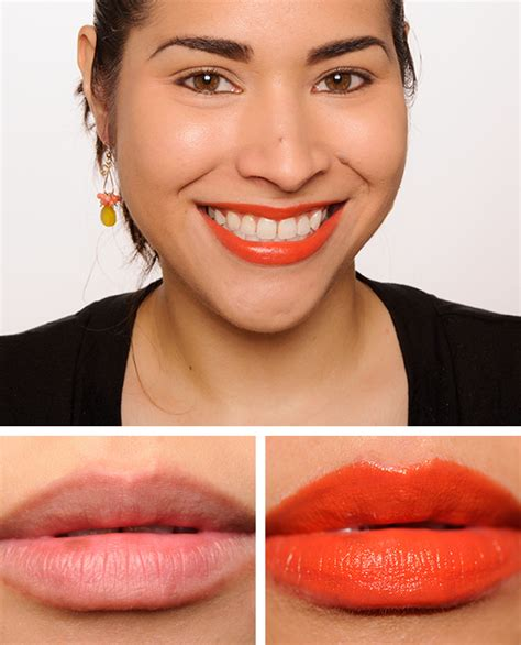 Lipstik Maybelline Orange maybelline electric orange colorsensational vivids lip