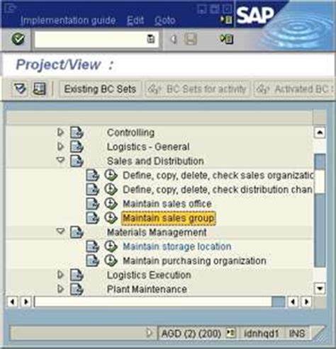 layout definition sap abap gallery customizing sap