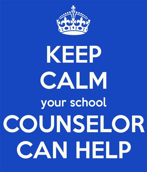 school counselor schedule a meeting medford counseling department