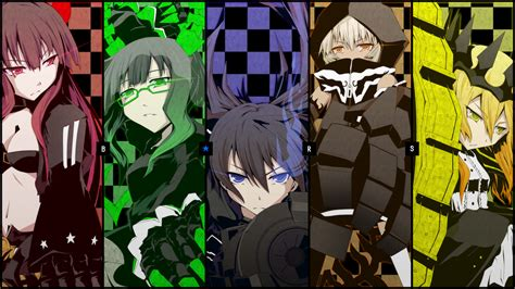 2 Anime Tv by Black Rock Shooter Anime Tv 2012 Dead Master Kagari Part 1