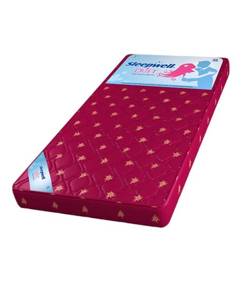 Best Sleepwell Mattress by Sleepwell Count On Humour For Mattress Exchange Plan With