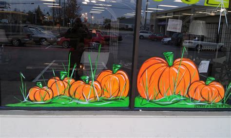Fenster Bemalen Herbst by Pictures For Designs N Signs Window Paint In Columbus Oh