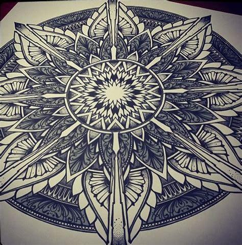 mandala compass tattoo compass rose mandala tattoo art google search mandala
