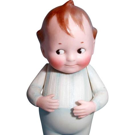 german bisque googly doll all bisque german googly doll with side glancing an