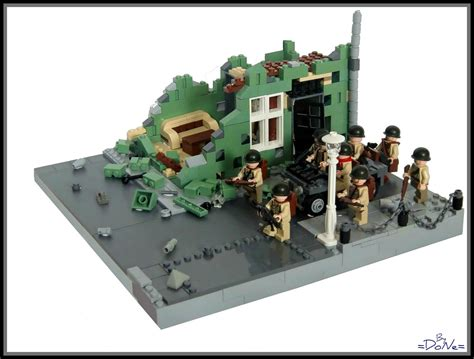 Le Go Flickr by Lego Ww2 Cherbourge Module Yes Thats Right A New