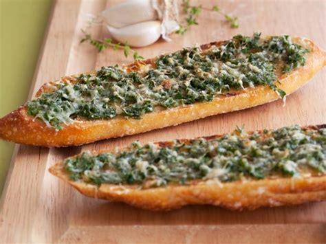 whole grain bread recipes whole grain herbed garlic bread recipe food network