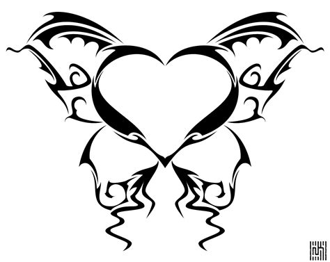 heart tattoos png transparent images png all