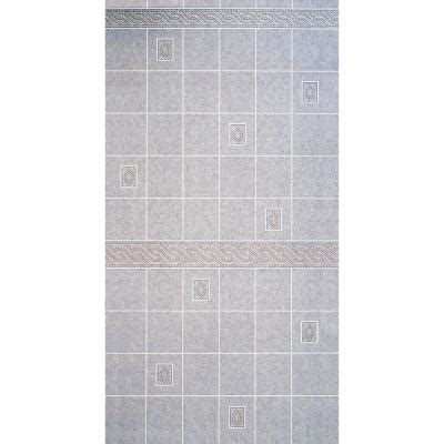 bathroom wall panels home depot aquatile 1 8 in x 4 ft x 8 ft alicante tile board