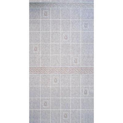Aquatile 1/8 in. x 4 ft. x 96 in. Alicante Tile Board 709109   The Home Depot