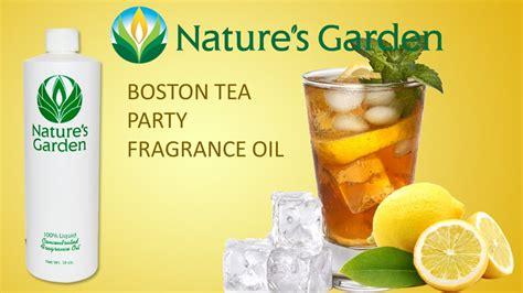 Natures Garden Coupon by Boston Tea Fragrance Natures Garden