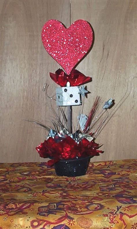 casino centerpieces casino centerpiece birthday ideas