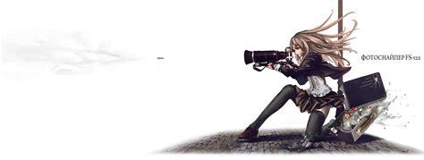 camera gun wallpaper blonde hair camera gun lin long hair original skirt speed